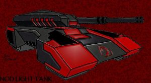 NOD Light Tank by Doom-Tanker