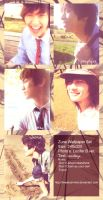SHINee Zune Wallpaper by tweakytrinket