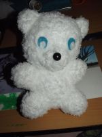 Polar bear amigurumi by Amigurumi-Lover