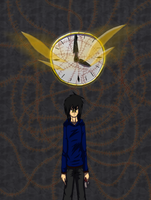 The Boy Stitched Into Time by Huytemen