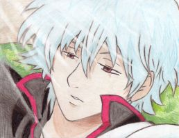 Gintoki by kasukie35