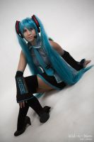 Vocaloid by MissNoblesse