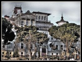 Haunted House by ISIK5