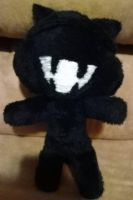 MonsterCat Plushie #2 by Fun4All328