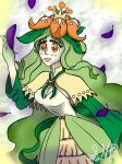 Lilligant with Magical Leaf by 0nYeen