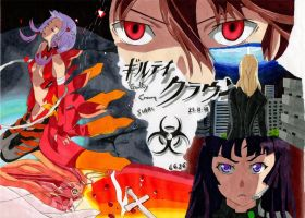 Guilty Crown - Episode 01 -finish- by BC6