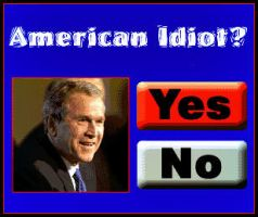 George Bush, Yes or No? by DurtySouthPunx
