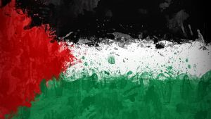 Palestinian Flag Wallpaper by GaryckArntzen