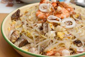 Fried prawn noodles by patchow
