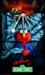 A Nightmare on Sesame Street by LordNetsua