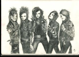 Black Veil Brides by The-Shadow-artist