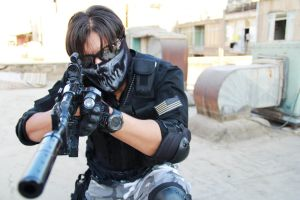 Call of Duty Cosplay by SPARTANalexandra