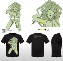 Medusa is hot by mycreativeinsanity