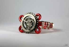 Steampunk ring 4 by TheCraftsman