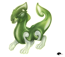 Common Cresprit : Jade. by Shalinka