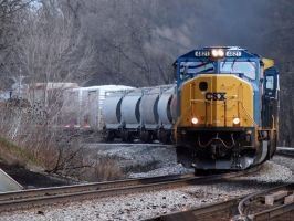 CSX Q500 II 3-27-10 by the-railblazer