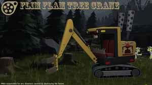 (DL)(SFM) Tree Crane by Dracagon