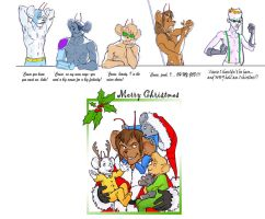 Chrismas 2007 by formerlycopycat