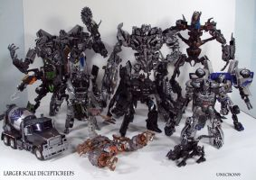 Bigger Movie Cons by Unicron9