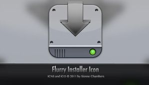 Installer Flurry Icon by metalcabana