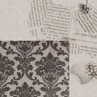 Vintage textures 10 by isaboutashley
