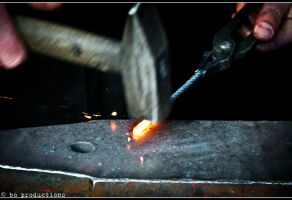 blacksmith by boproductions