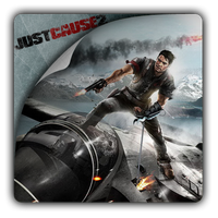 Just Cause 2 v2 icon by Themx141
