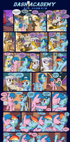 Chinese: Dash Academy 7 - Free Fall p3 by HankOfficer