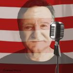 Robin Williams by garrypfc