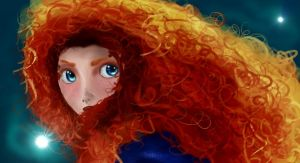 Merida by IsidithRose
