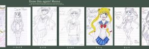 Sailor Moon improvement by agenttiorava