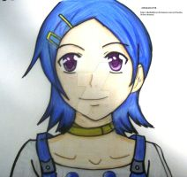 Eureka from Eureka Seven by SheikahLover