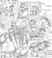SasuNaru Comic by soltian