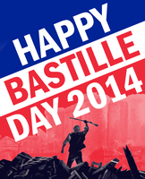 Bastille Day 2014 by Party9999999