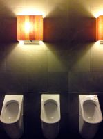 Hotel toilets, Melbourne by dpt56