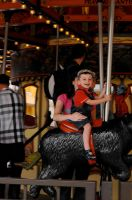 On the Carousel by Dani-the-Naiad