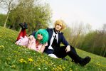 Macross Frontier - I'm protecting her by Naru-kawaii-chan