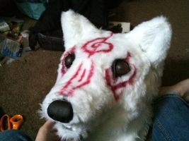 Amaterasu Quadsuit Head WIP by jinxedcynder