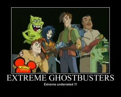 Extreme Ghostbusters by Dantefreak