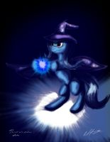 The Great and Powerful Trixie by AFL316