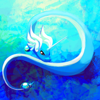 SD 03122013: Dragonair by mopomoko