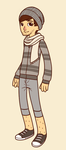 Hipster Logan by lucas449