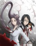 Parasyte the maxim: The Teacher and the mother by bluerosefantasy