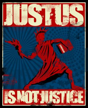 Justus is not Justice by StevenSoule