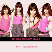 Selena Gomez Pngs by carly-ps