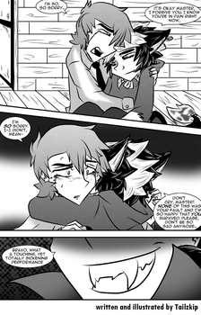 Tame Webcomic - CH9 Page 9 by Tailzkip