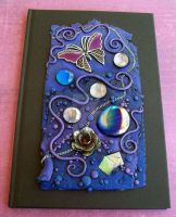 Midnight Garden 2 Journal by MandarinMoon