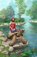 The Tortoise Trainer by metalratrox