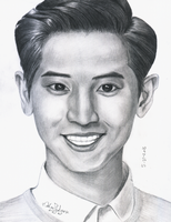 Exo's Chanyeol: The Happy Virus by Sarang-Lee