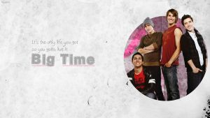 Big Time Rush Wallpaper by gahhstar